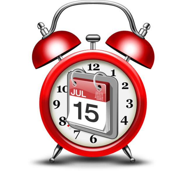 orari e periodi